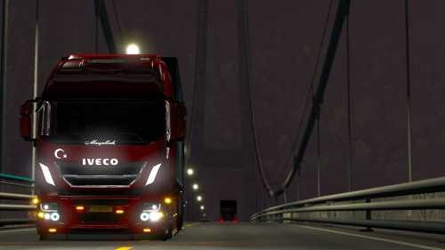 ETS 2 Iveco Low Chassis Modified 1.33
