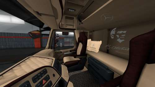 ETS2 Mercedes Benz Actros Thermo