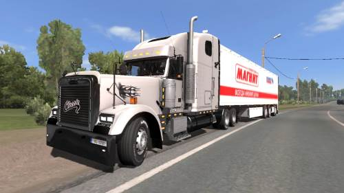 Freightliner Classic XL 2 version 11.02.19