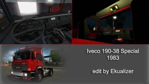 Iveco 190-38 Special – Edit by Ekualizer – 1.33
