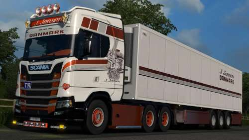 J Jensen Design Ideas NG Scania S combo 1.33
