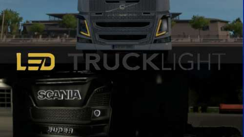 LED Trucklight v3.0 1.34