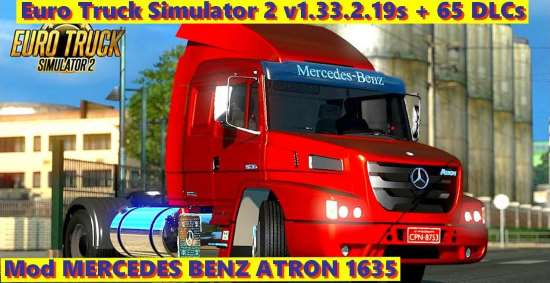 MERCEDES BENZ ATRON 1635 1.33