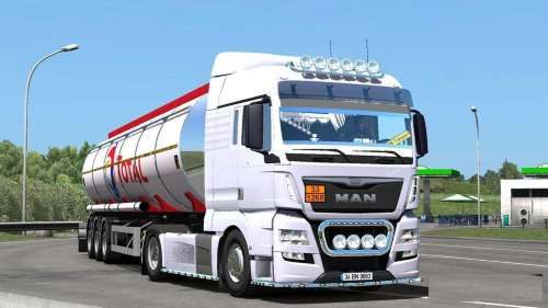Man Euro 6 Turkish Tanker 1.34