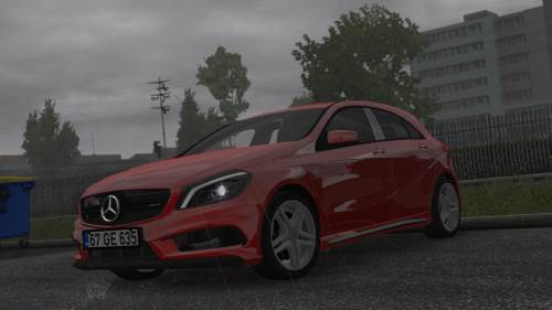 Mercedes-Benz A45 V1R2 Fixed 1.33