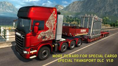 More Reward for Special Cargo