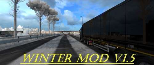 New Winter Mod by Black Dragon v1.5 1.34