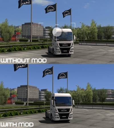 No Camera Symbol Mod by SimTruck Design v1.4