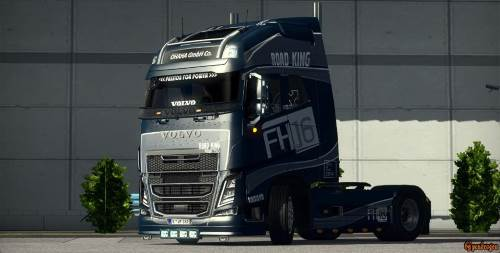 Pendragon Volvo FH16 Truck Dealer Fix for 1.34