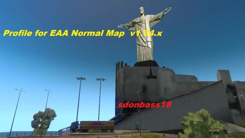 Profile for Brazil map EAA Normal v5.0.9