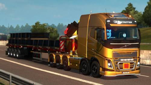 RPIE VOLVO FH16 2012 ETS2 1.34