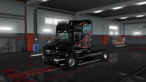 Scania T The Griffin for RJL Scania T