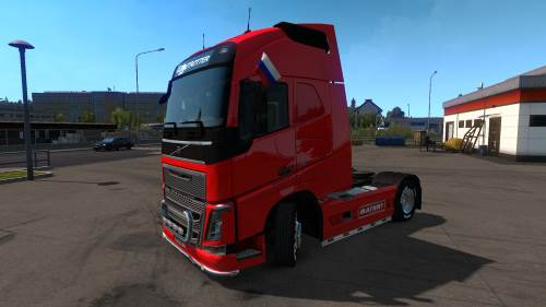 Skin Magnet for Volvo FH 2012 1.34