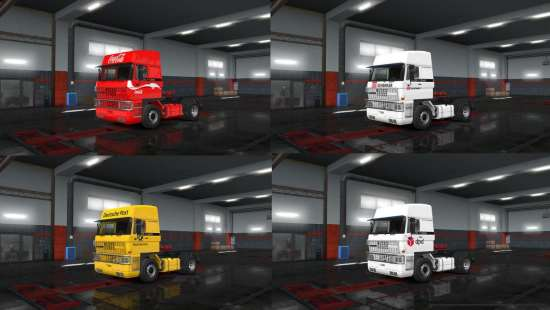 Skins for DAF F241 by vlad1590 v1.1