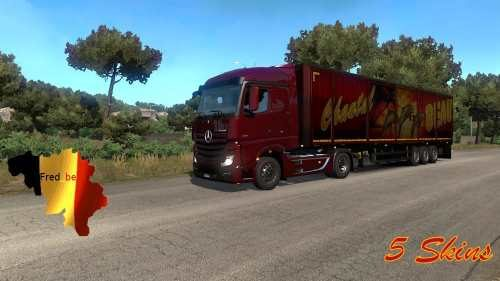 Trailer Pack Bodex 1.33