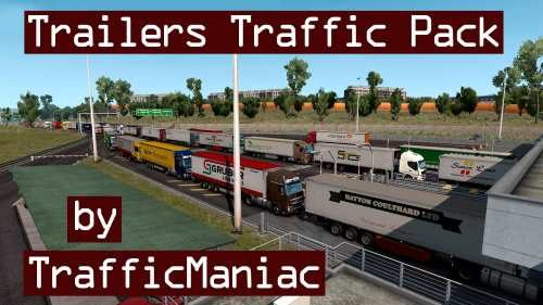 Trailers Traffic Pack by TrafficManiac v1.7