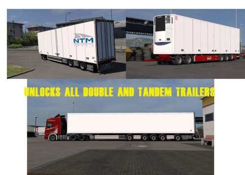UNLOCKS ALL TRAILERS IN ALL COUNTRIES 1.33