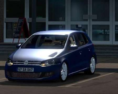 VW Polo GTI Pop and Bang Varex 1.34