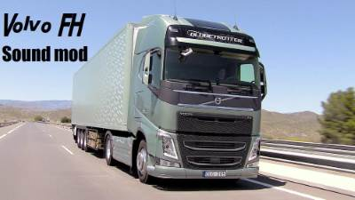 Volvo FH sound