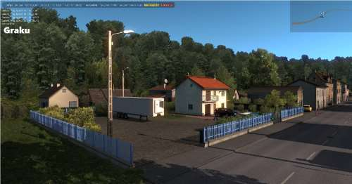 House – Small base France