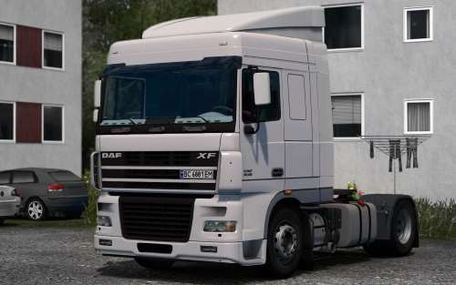 DAF XF 95 Fix 1.34