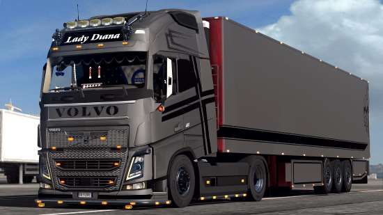 Volvo Edit + Kogel Trailer v3