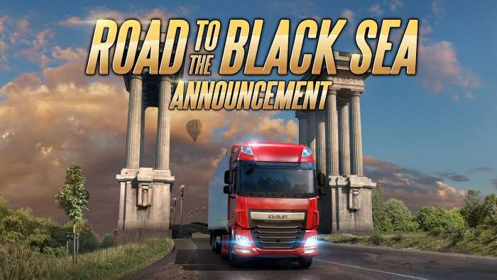 ETS2 DLC Road to the Black Sea