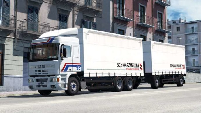 DAF 95 ATi by XBS patch 1.36
