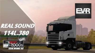 ets2 real scania sound