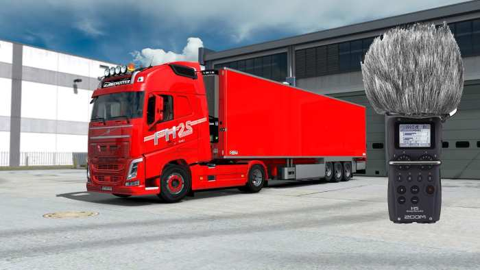 ets2 VOLVO FH13-16 2012