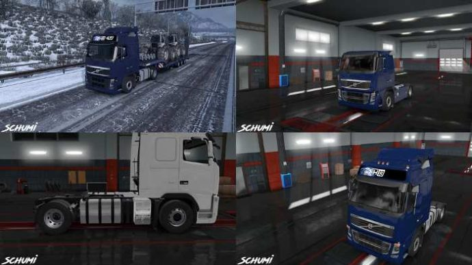 ETS2 Volvo FH&FH16 2009